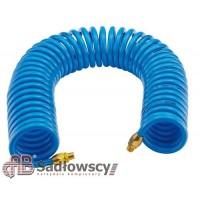 """Wąż spiralny poliuretanowy 1/4"""" PUAC 1215"""
