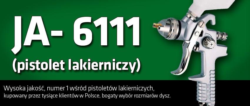 Pistolet lakierniczy JA-61111