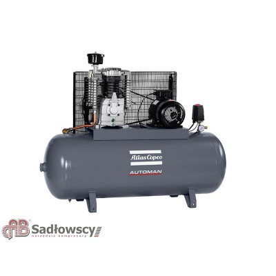 Kompresor tłokowy Atlas Copco 500 L 400V