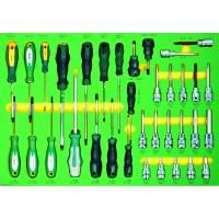 Kpl narzędzi we wkładce 35 elementów