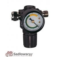 Regulator ciśnienia z manometrem