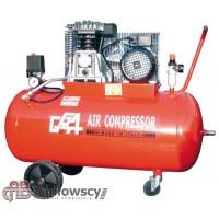 Kompresor tłokowy 100l