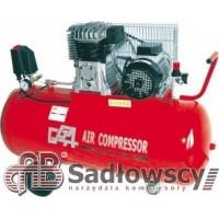 Kompresor tłokowy 100l 400V